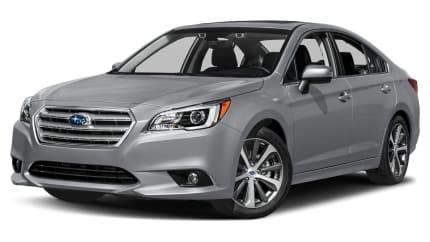 2017 Subaru Legacy - 4dr All-wheel Drive Sedan (2.5i Limited)