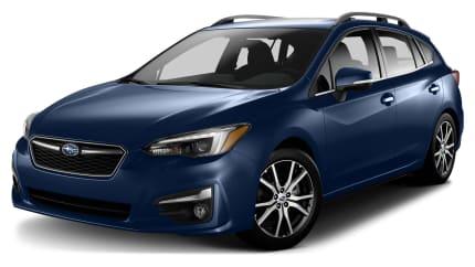2017 Subaru Impreza - 4dr All-wheel Drive Hatchback (2.0i Sport)