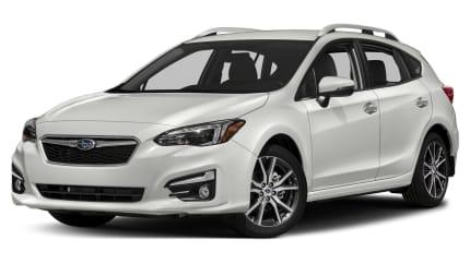2017 Subaru Impreza - 4dr All-wheel Drive Hatchback (2.0i Limited)