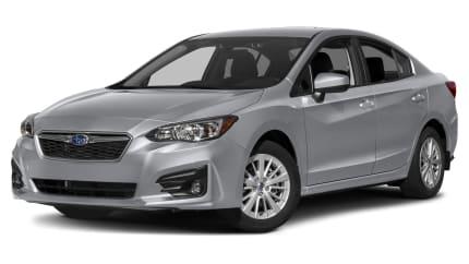 2017 Subaru Impreza - 4dr All-wheel Drive Sedan (2.0i)