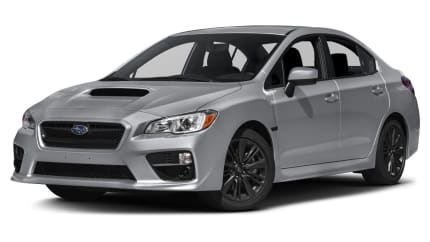 2017 Subaru WRX - 4dr All-wheel Drive Sedan (Base)