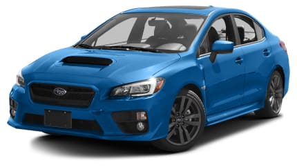 2017 Subaru WRX - 4dr All-wheel Drive Sedan (Premium)