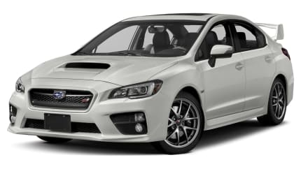 2017 Subaru WRX STI - 4dr All-wheel Drive Sedan (Limited w/Wing)