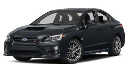 2017 Subaru WRX STI - 4dr All-wheel Drive Sedan (Limited w/Lip)