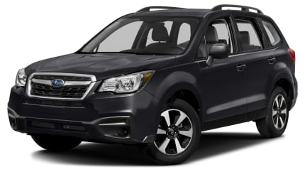2017 Subaru Forester - 4dr All-wheel Drive (2.5i)