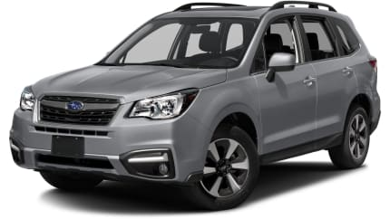 2017 Subaru Forester - 4dr All-wheel Drive (2.5i Limited)