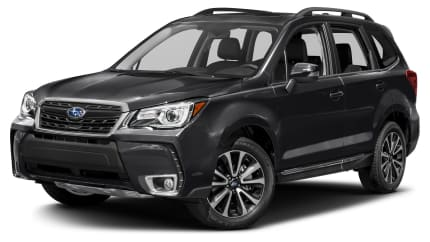 2017 Subaru Forester - 4dr All-wheel Drive (2.0XT Touring)