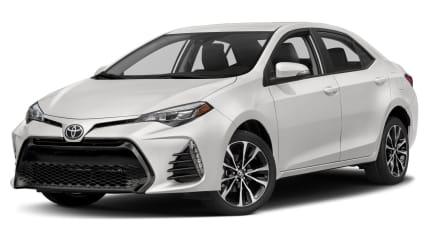 2017 Toyota Corolla - 4dr Sedan (SE)