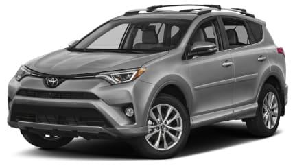 2017 Toyota RAV4 - 4dr Front-wheel Drive (Platinum)