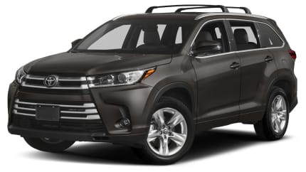 2017 Toyota Highlander - 4dr Front-wheel Drive (Limited V6)