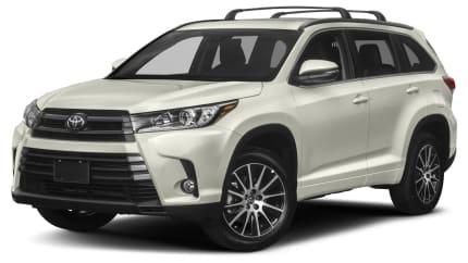 2017 Toyota Highlander - 4dr Front-wheel Drive (SE V6)