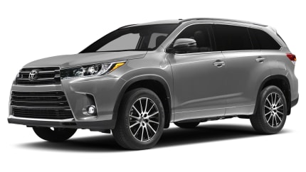 2017 Toyota Highlander - 4dr Front-wheel Drive (LE Plus V6)
