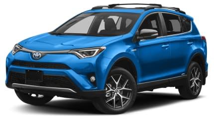2017 Toyota RAV4 Hybrid - 4dr All-wheel Drive (SE)