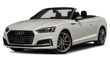 2018 Audi S5 - 2dr All-wheel Drive quattro Cabriolet (3.0T Premium Plus)