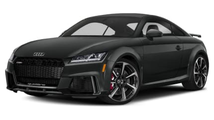 2018 Audi TT RS - 2dr All-wheel Drive quattro Coupe (2.5T)