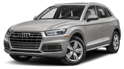 2018 Audi Q5 - 4dr All-wheel Drive quattro Sport Utility (2.0T Premium)