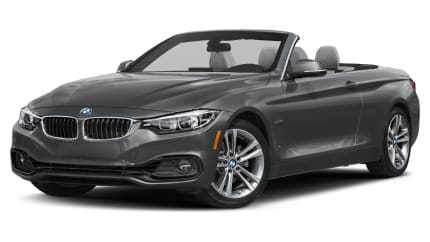 2018 BMW 430 - 2dr Rear-wheel Drive Convertible (i SULEV)