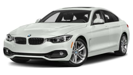 2018 BMW 440 Gran Coupe - 4dr All-wheel Drive Hatchback (i xDrive)