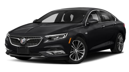 2018 Buick Regal Sportback - 4dr Front-wheel Drive Sedan (Base)