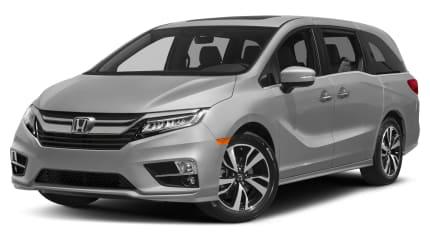 2018 Honda Odyssey - Passenger Van (Elite)