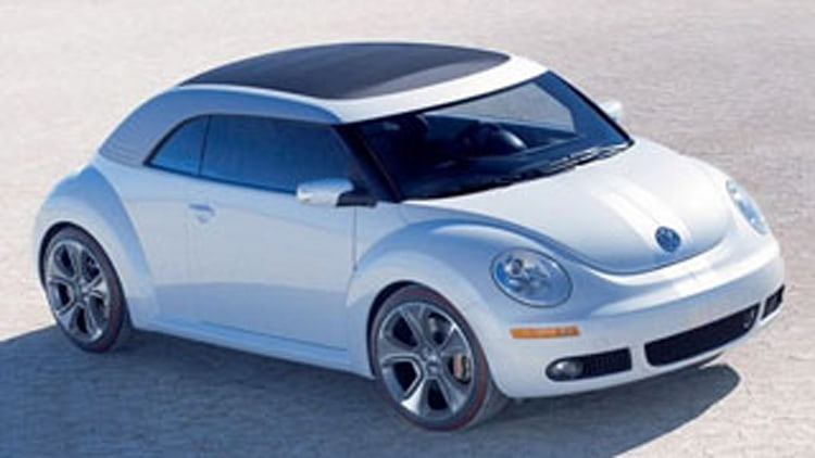 The new New Beetle