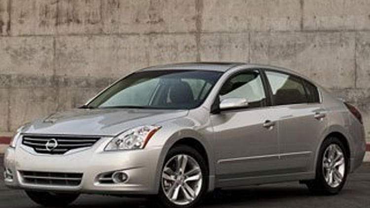 Other Option: Nissan Altima