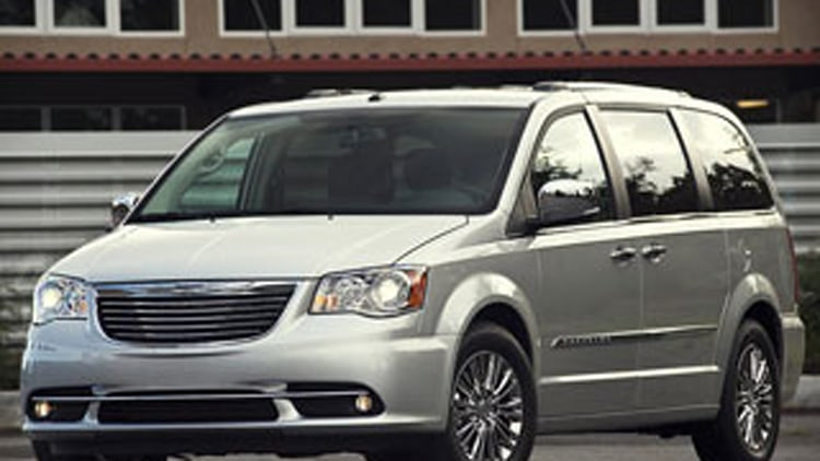 Minivan: Chrysler Town & Country