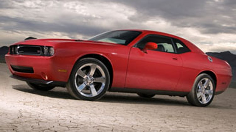 Midsize Sporty Car: Dodge Challenger