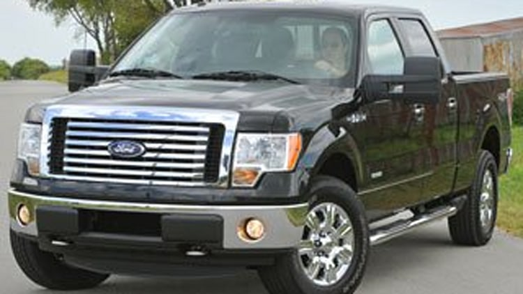 Large Pickup: Ford F-150