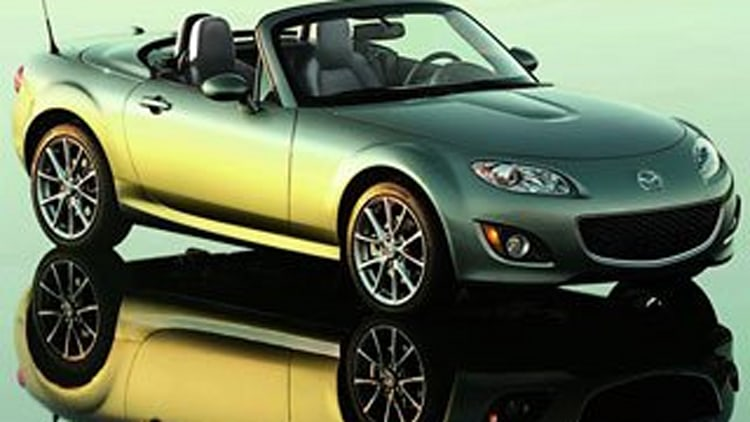 Compact Sporty Car: Mazda MX-5 Miata