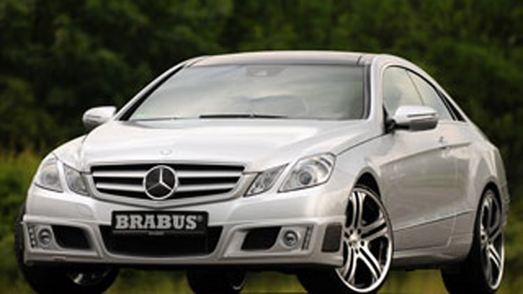Compact Premium Sporty Car: Mercedes-Benz E-Class Coupe/Cabriolet