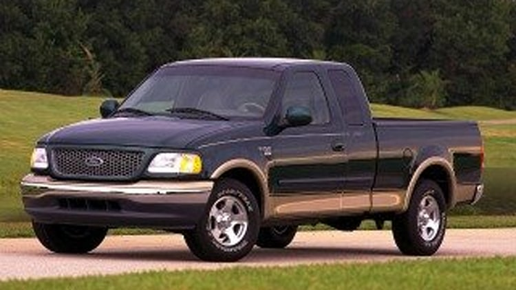 1997 Ford F-150 Series/Pickup