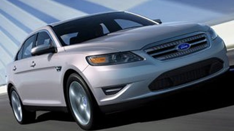 Affordable Large Car - Ford Taurus
