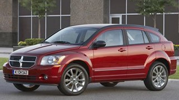 Dumbest - 2. Dodge Caliber