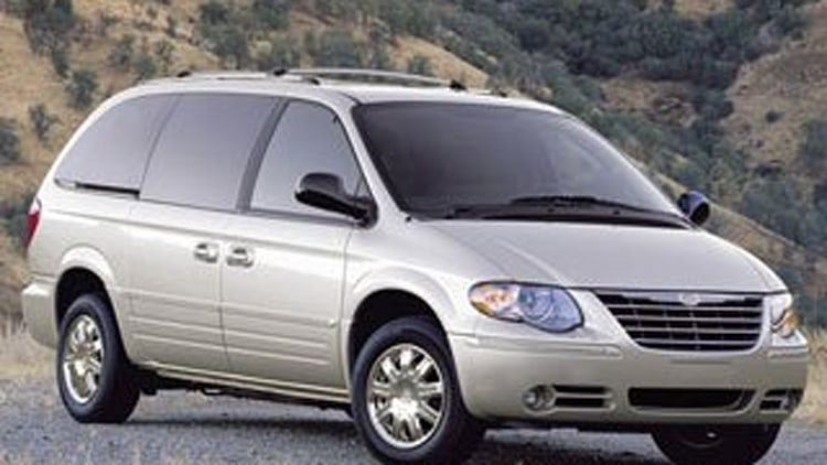 1997-2010 Chrysler Town & Country