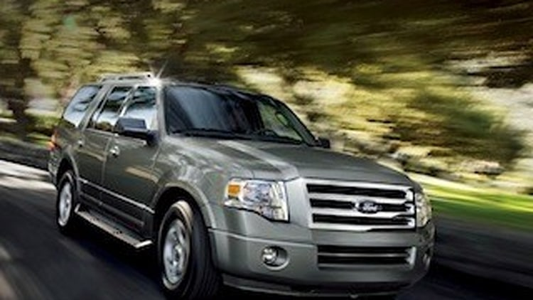 2012 Ford Expedition 4x4