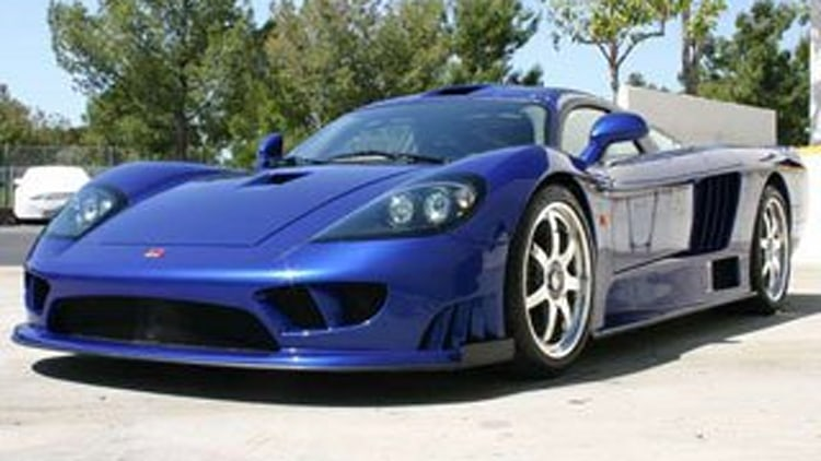 5. Saleen S7 Turbo