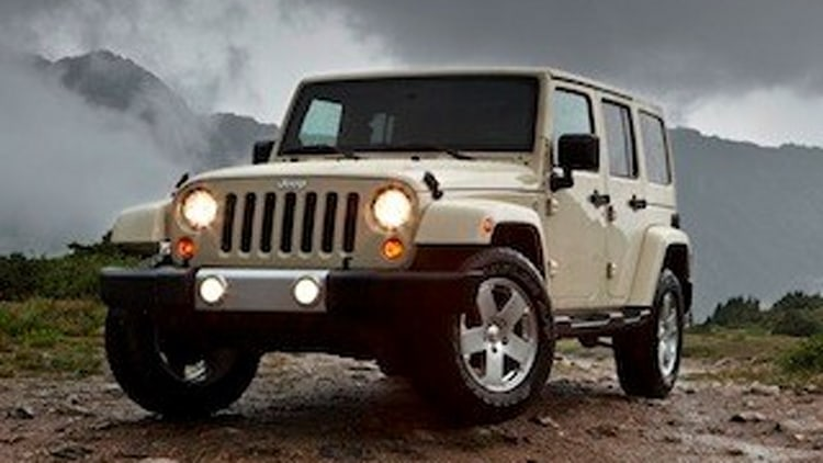 2012 Jeep Wrangler Unlimited 4x4