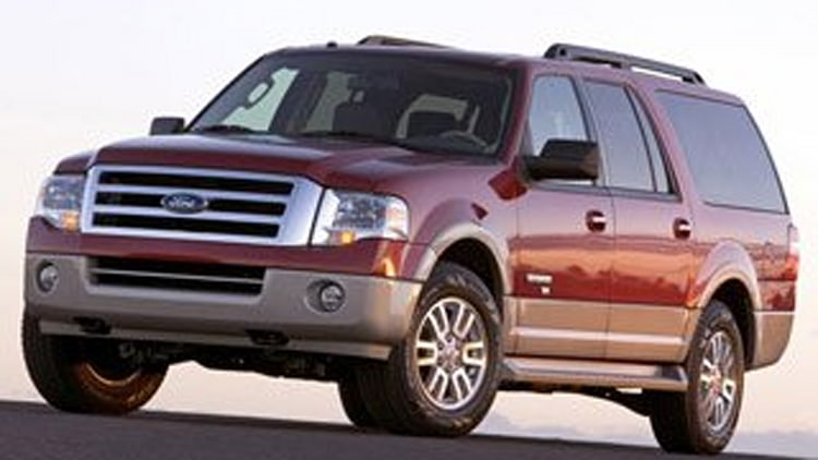 Large Crossover/SUV Winner - Ford Expedition