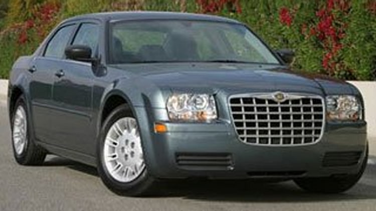 3. Chrysler 300