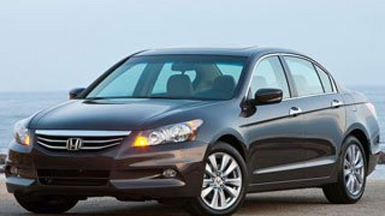 8. Honda Accord