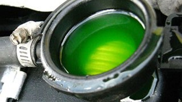 4. Beware the coolant flush