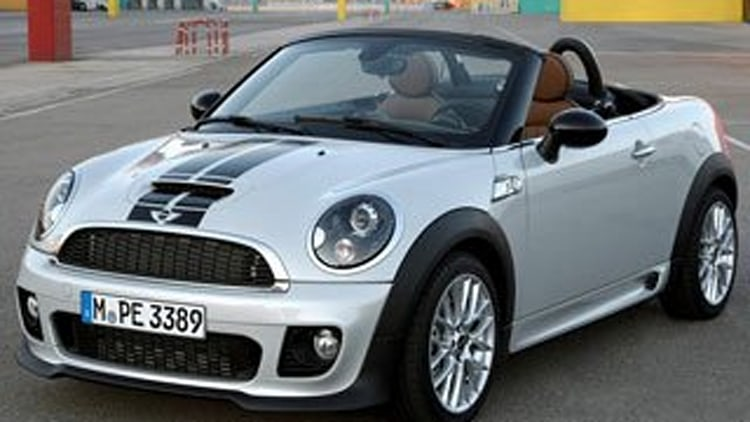 Best Compact Sporty Car: MINI Roadster