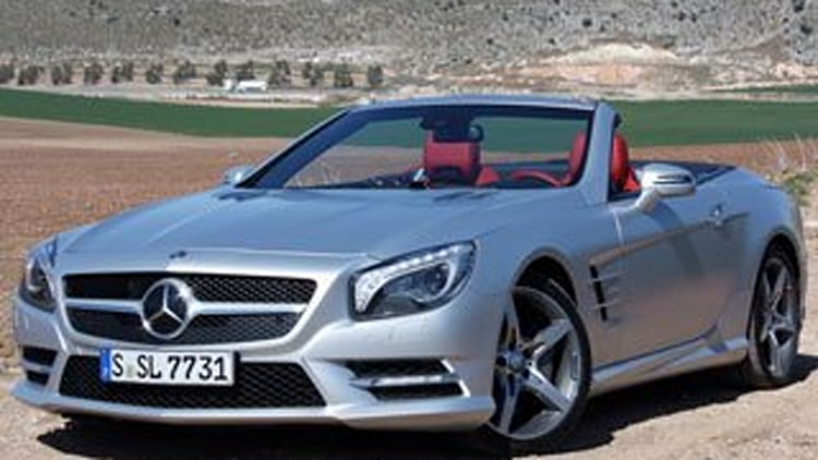 10 Things You Need To Know About The 2013 Mercedes-Benz SL ...