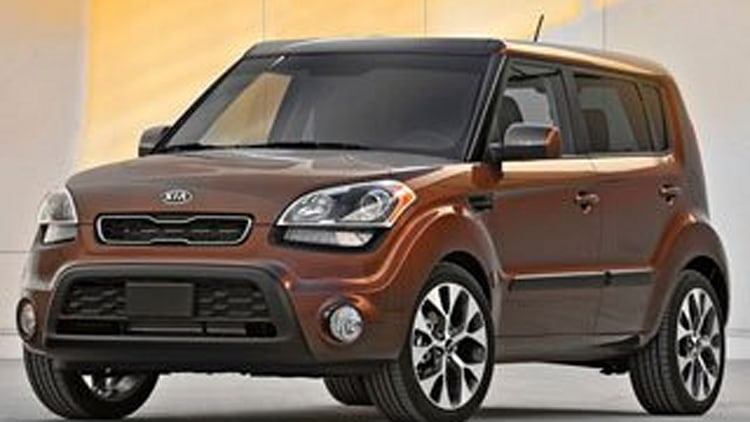 Best Compact Multi Purpose Vehicle: Kia Soul