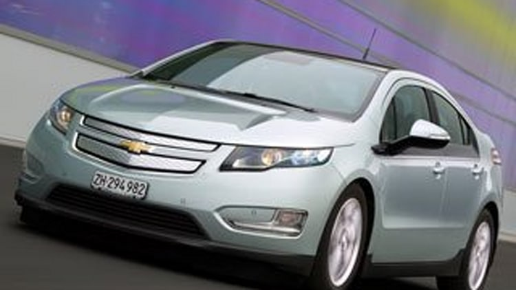 Best Compact Car: Chevrolet Volt
