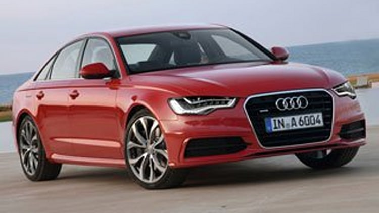 LUXURY CAR: Audi A6