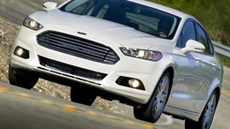 1. Ford Fusion