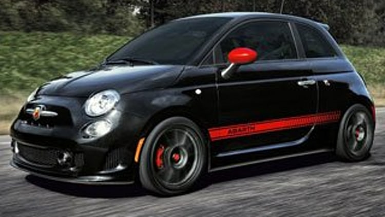 Sharon Silke Carty: Fiat 500 Abarth