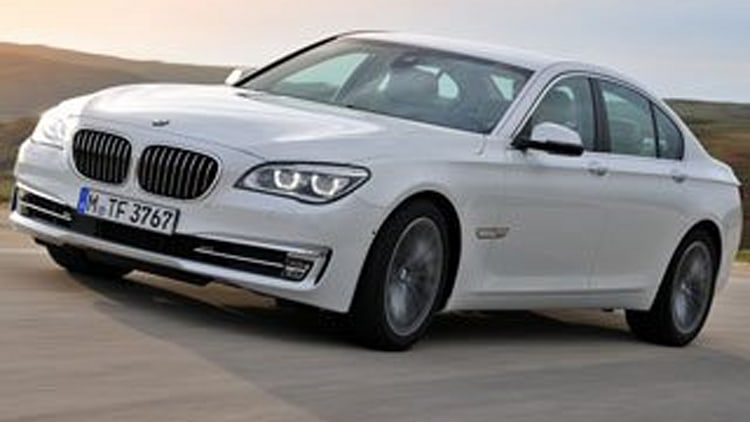 Luxury Sedan - BMW 750Li